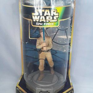 STAR WARS  Epic Force  1997 Kenner LUKE SKYWALKER